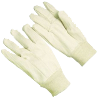 cotton glove
