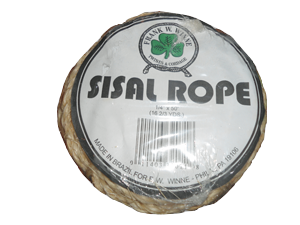 Sisal Rope Coilettes