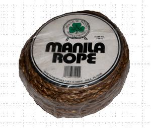 manila coilette Ropes & Cords
