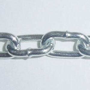 staight link machine chain