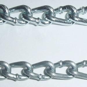 twist link macine chain